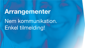 Arrangementer - CiviCRM